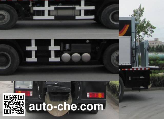 Metong LMT5316TFCX slurry seal coating truck