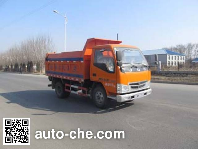 Luping Machinery LPC5042ZLJS4 dump garbage truck