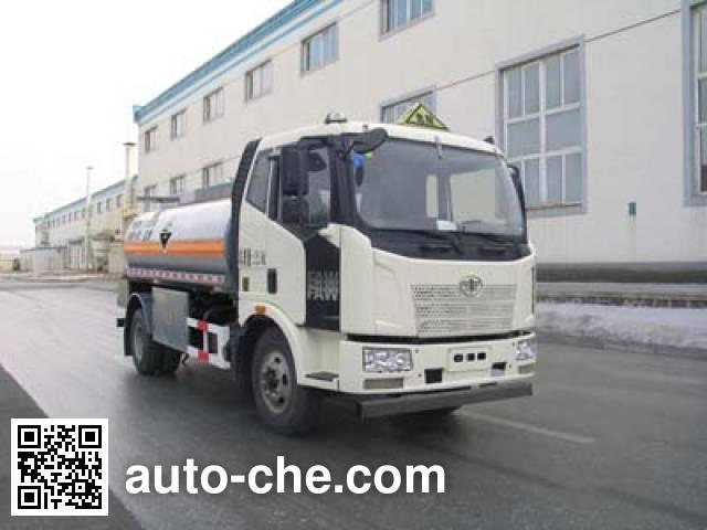 Luping Machinery LPC5160GFWC4 corrosive substance transport tank truck