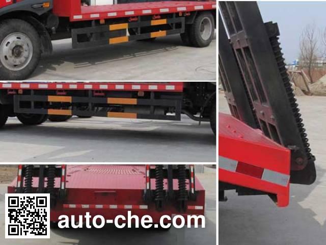 陆平机器牌LPC5160TPB平板运输车