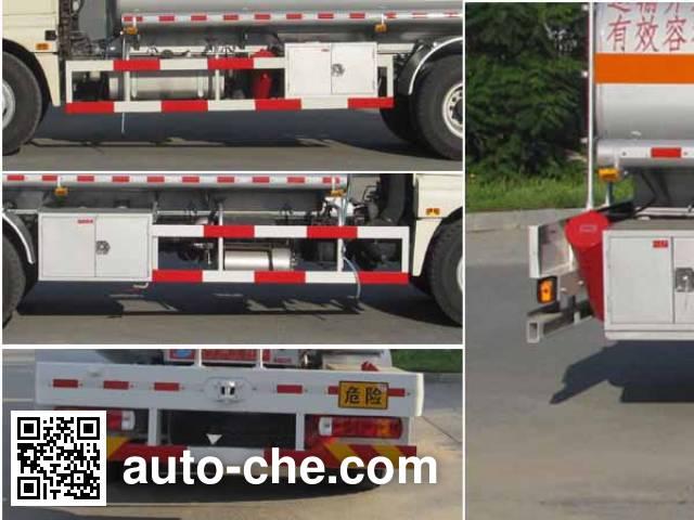 Luping Machinery LPC5161GJYB4 fuel tank truck