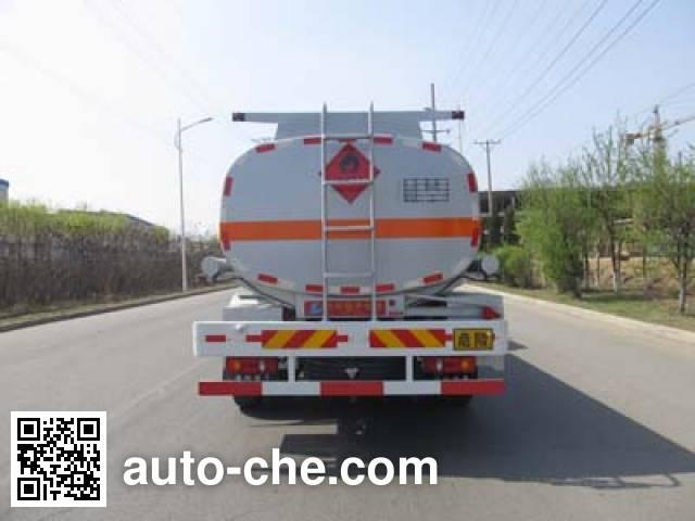 Luping Machinery LPC5163GJYD4 fuel tank truck