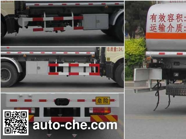 Luping Machinery LPC5250GYYC4 oil tank truck