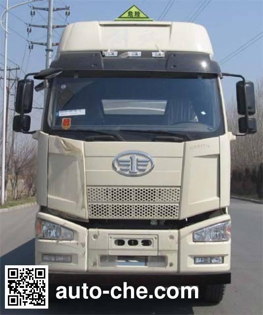 陆平机器牌LPC5254GYYC4运油车