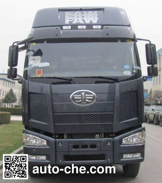 陆平机器牌LPC5250TPB平板运输车