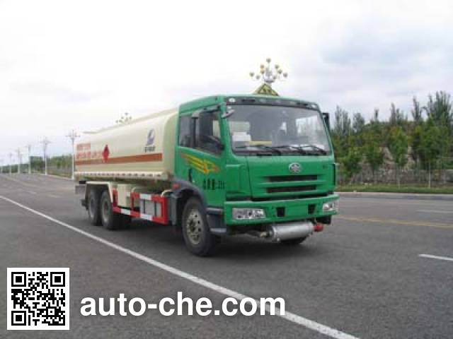 Luping Machinery LPC5251GHYC3 chemical liquid tank truck