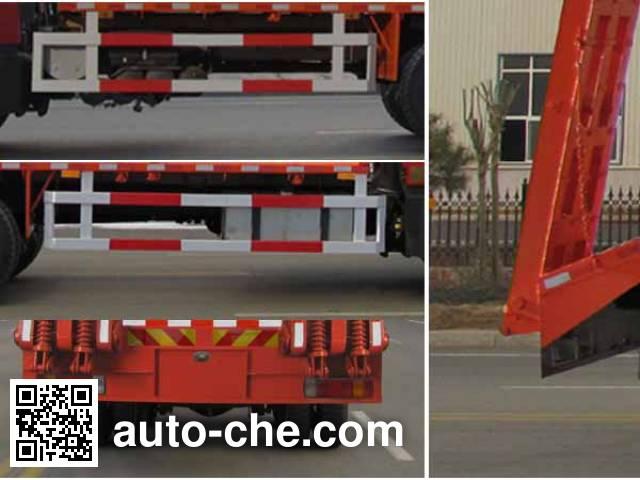 陆平机器牌LPC5251TPBC3平板运输车