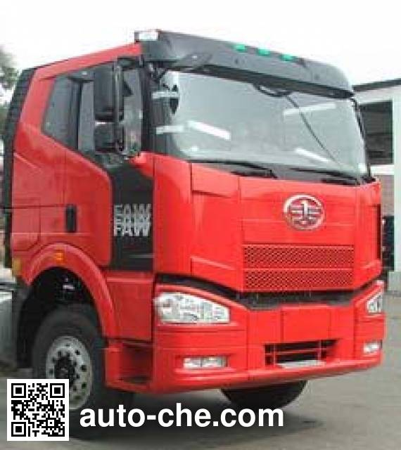 Luping Machinery LPC5310GFLC4 low-density bulk powder transport tank truck