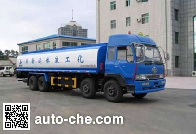 Luping Machinery LPC5310GHY chemical liquid tank truck