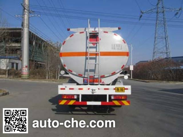 Luping Machinery LPC5310GYYB5 aluminium oil tank truck