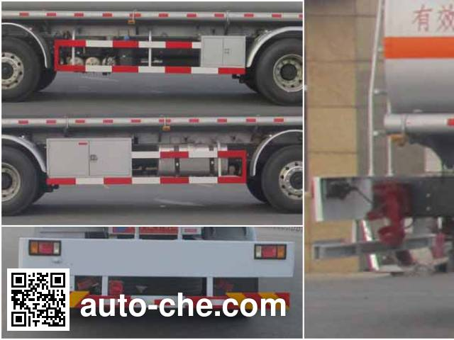 Luping Machinery LPC5310GYYH5 oil tank truck