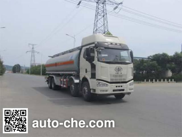 Luping Machinery LPC5311GYYC5 aluminium oil tank truck