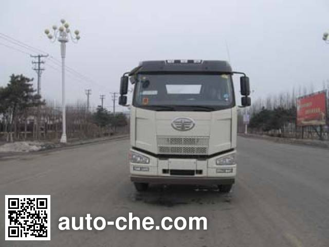 Luping Machinery LPC5312GFLC4 low-density bulk powder transport tank truck
