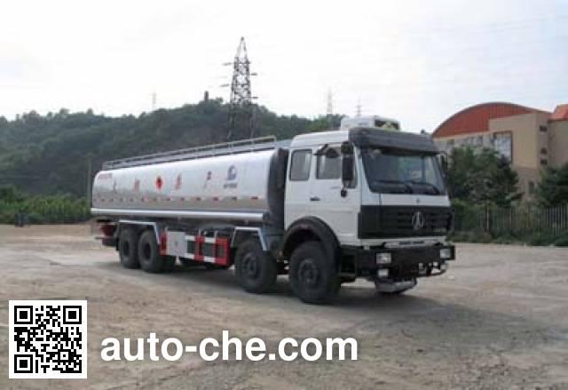 Luping Machinery LPC5312GHY chemical liquid tank truck