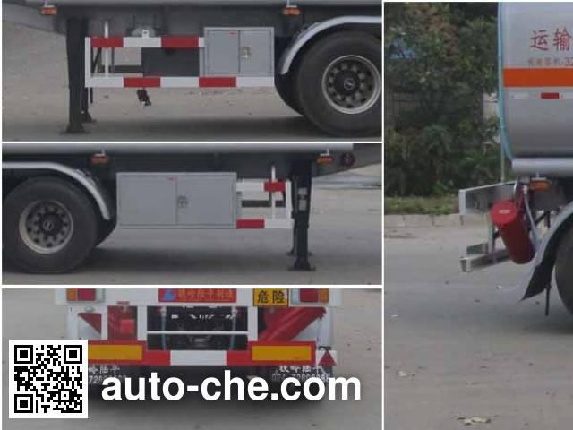 Luping Machinery LPC9290GYYS oil tank trailer