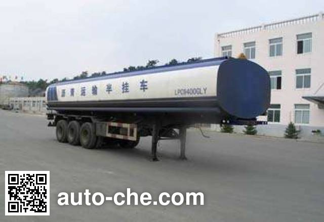 Luping Machinery LPC9400GLY liquid asphalt transport tank trailer