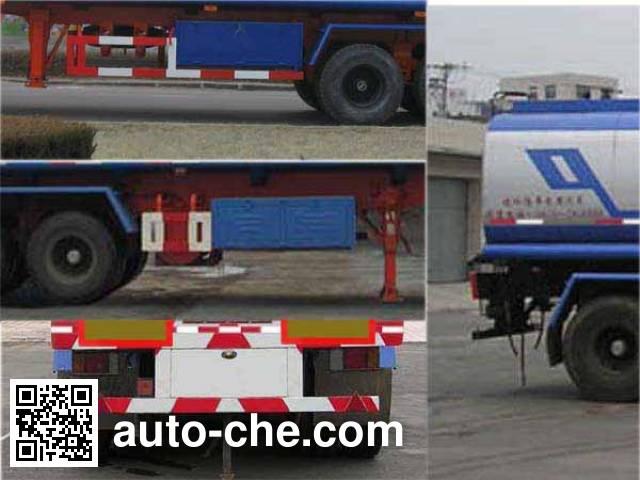 Luping Machinery LPC9401GYY oil tank trailer