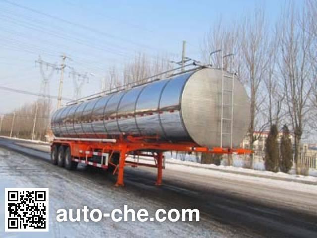 Luping Machinery LPC9401GYSD liquid food transport tank trailer