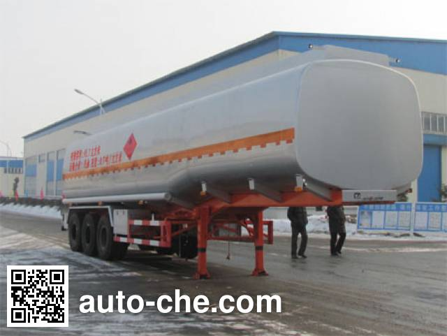 Luping Machinery LPC9406GYY oil tank trailer