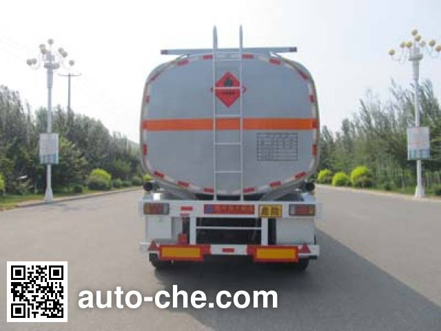 陆平机器牌LPC9406GYYS运油半挂车