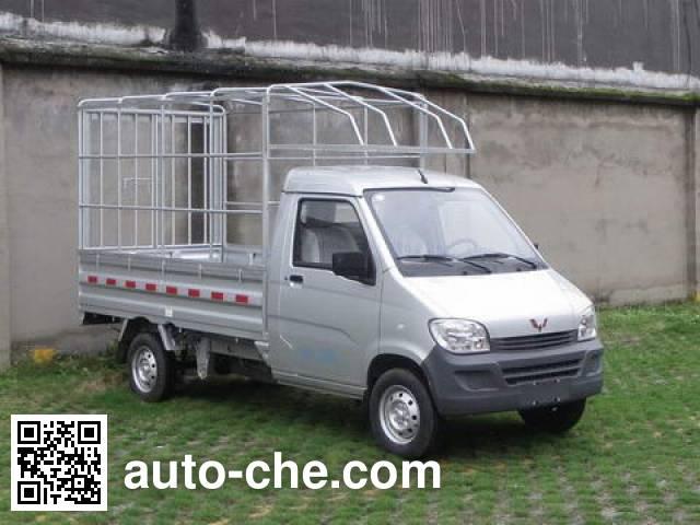 Wuling LQG5020CCYBQY1 stake truck