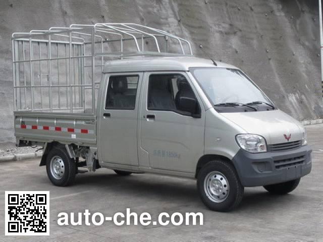 Wuling LQG5020CCYSBQY stake truck