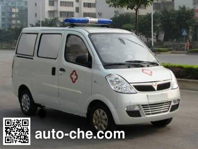 Wuling LQG5020XJHB3 ambulance