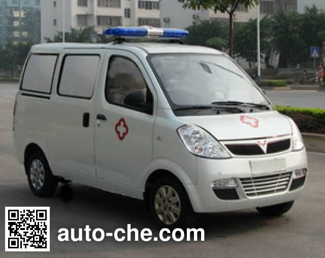 Wuling LQG5020XJHC3 ambulance