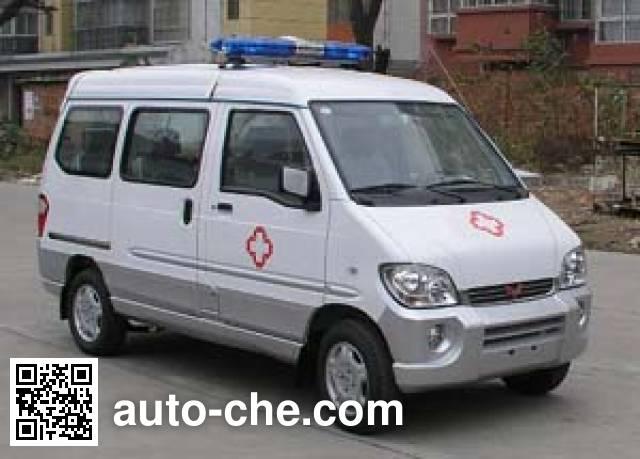 Wuling LQG5021XJHC3Q ambulance