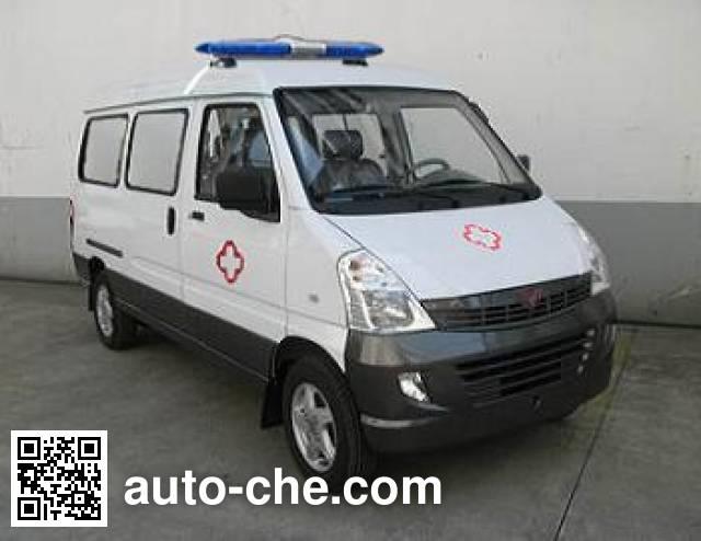 Wuling LQG5021XJHLBF1 ambulance