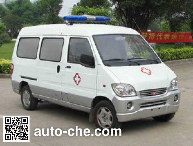Wuling LQG5021XJHLD3 ambulance