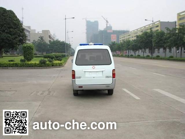 Wuling LQG5021XJHLNF ambulance