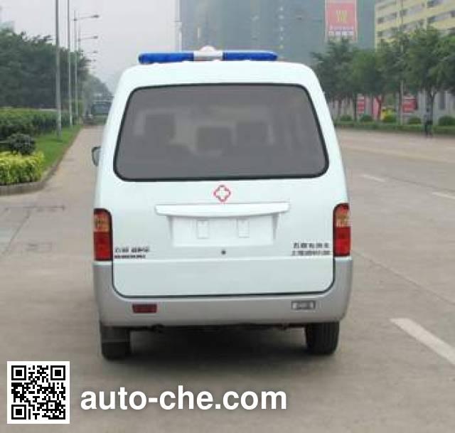 Wuling LQG5022XJHLN3Q ambulance