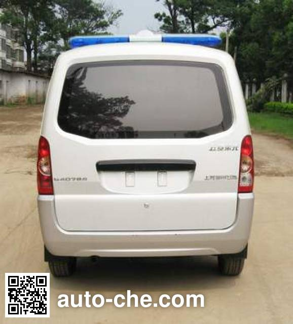 Wuling LQG5026XJHB3 ambulance