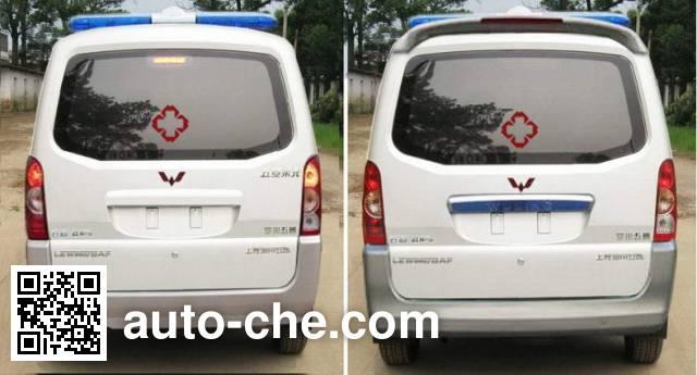 Wuling LQG5026XJHBAF ambulance
