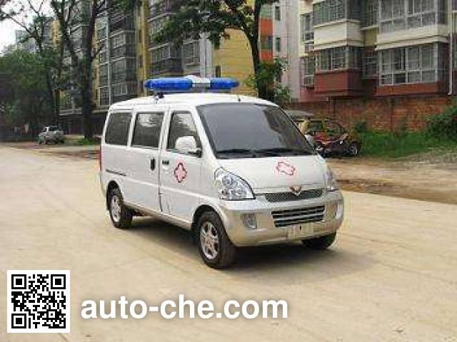 Wuling LQG5026XJHBF1 ambulance