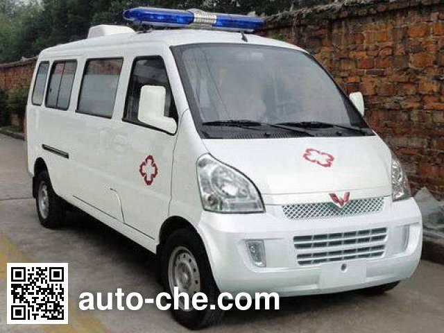 Wuling LQG5026XJHLBAF ambulance