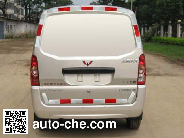 Wuling LQG5026XXYBF cargo and passenger van