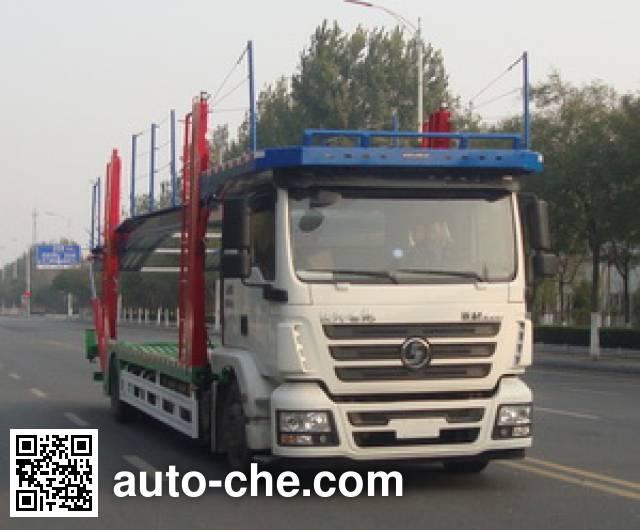 Laoan LR5184TCL car transport truck
