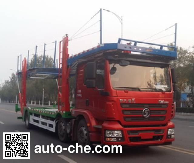 Laoan LR5212TCL car transport truck