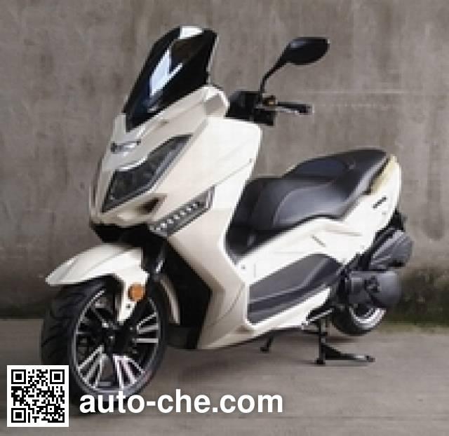 Leshi LS150T-8C scooter