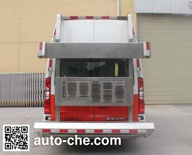 Lishan LS5041TLJ road testing vehicle