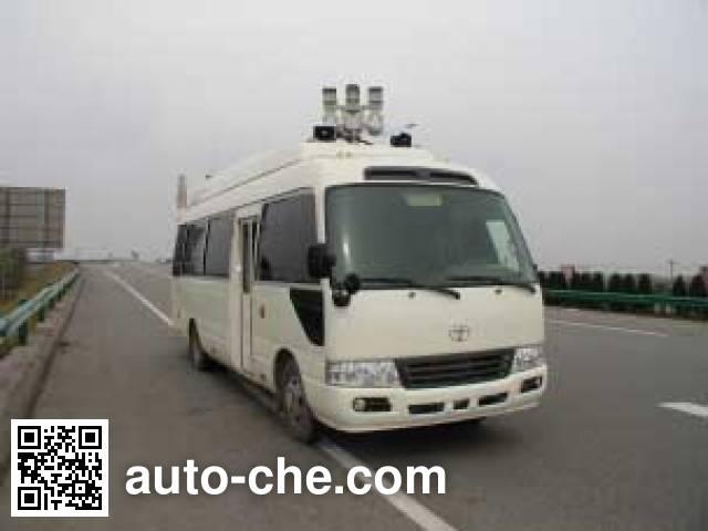 骊山牌LS5050TZC通信指挥车