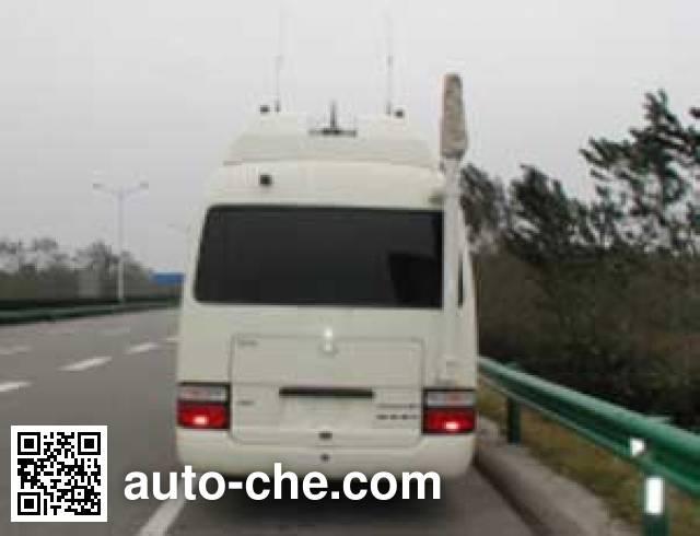 Lishan LS5050TZC communications command vehicle