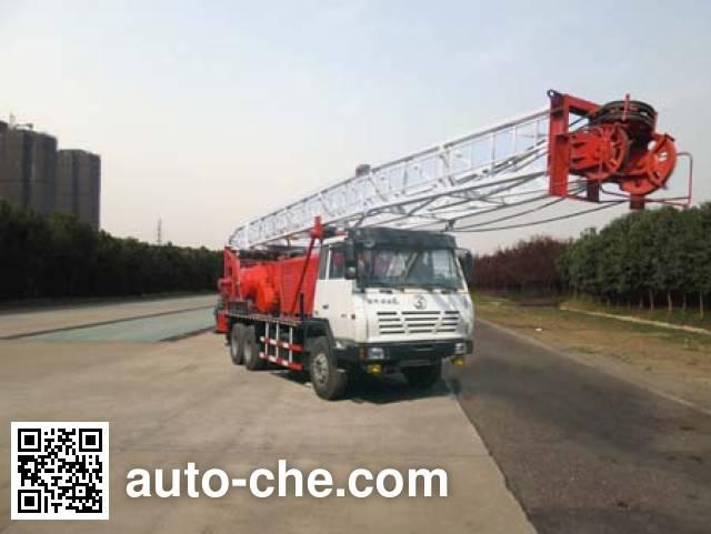 Lishan LS5240TXJ well-workover rig truck