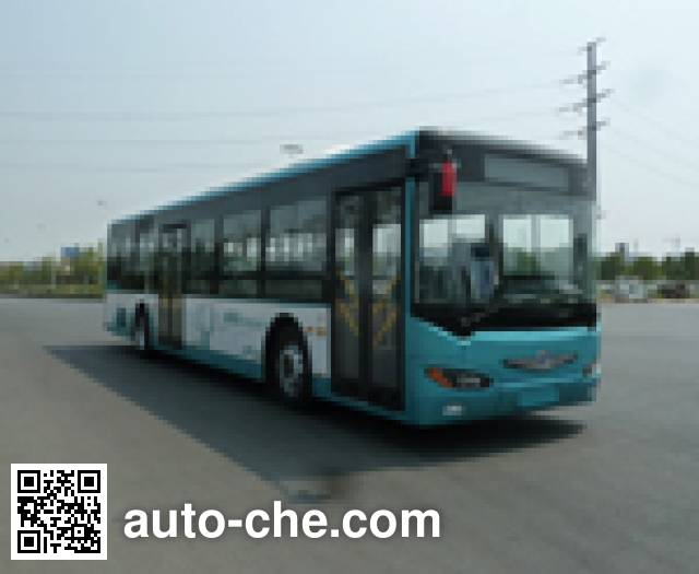 Lishan LS6120GBEV electric city bus