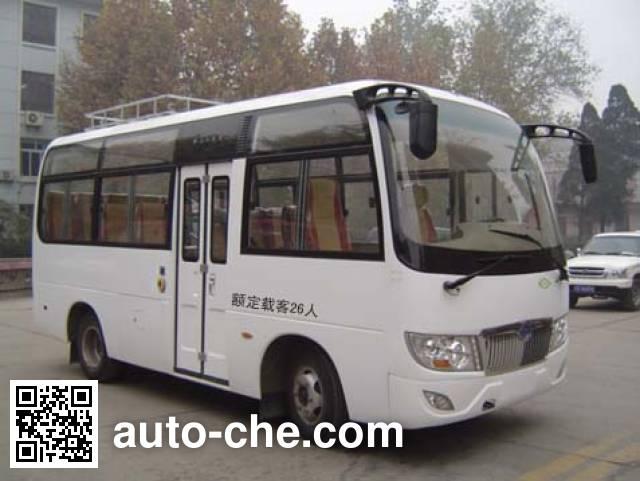 骊山牌LS6671N5客车