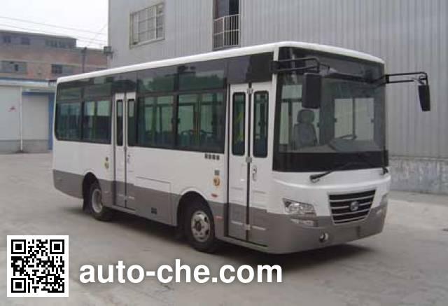 骊山牌LS6730GN5城市客车