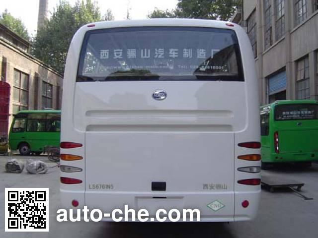 骊山牌LS6761N5客车