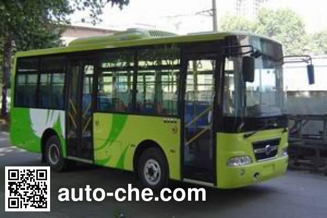骊山牌LS6781G4城市客车